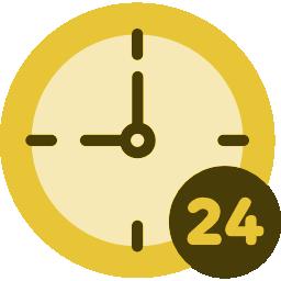 Доставка 24 часа